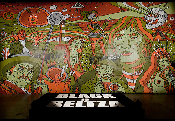 Inauguració Black is Beltza